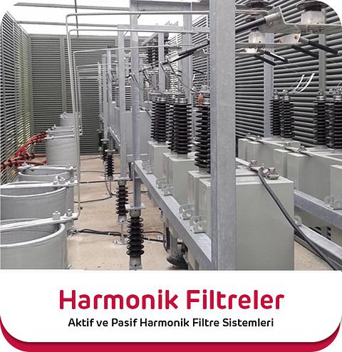 Harmonik Filtreler